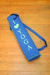 My new Yoga mat bag