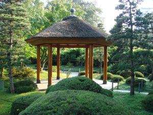 Japanese Pavillion - Planten un Blomen