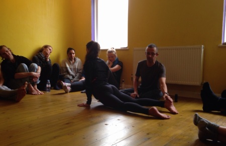 practising  the journey of my practice